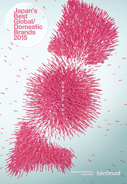 Japan's Best Global/Domestic Brands 2015